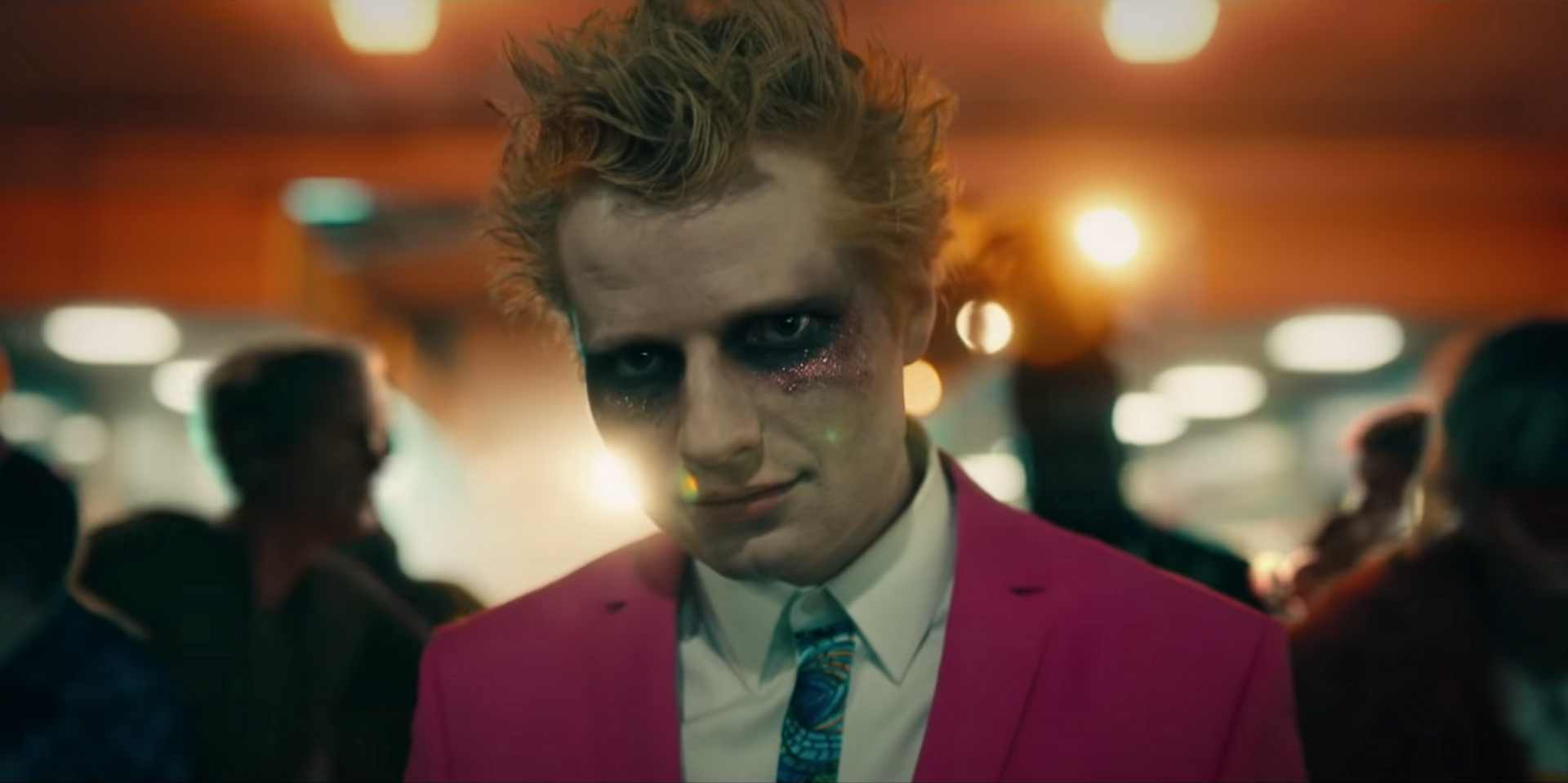 Ed Sheeran is back as a vampire with his new single 'Bad Habits' - watch