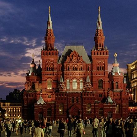 Beijing to St Petersburg
