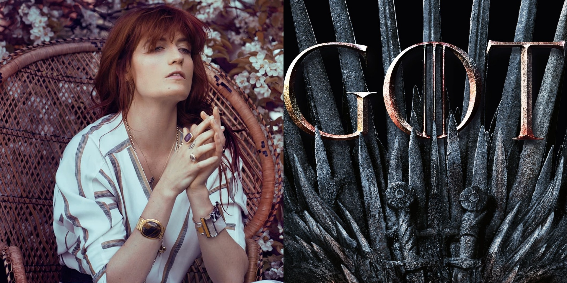 Florence + The Machine premiere enchanting lullaby 'Jenny Of Oldstones' on Game Of Thrones – listen