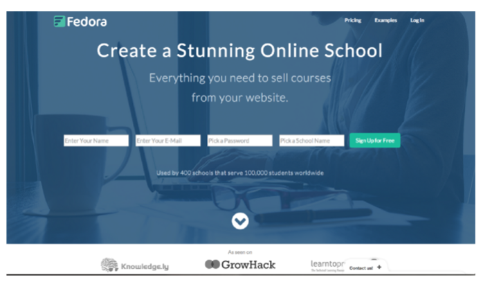 Teachable first website.png