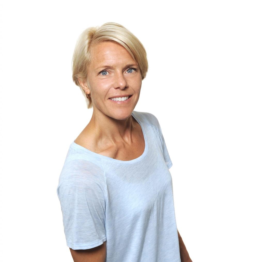 Författarporträtt: Anna Zetterberg