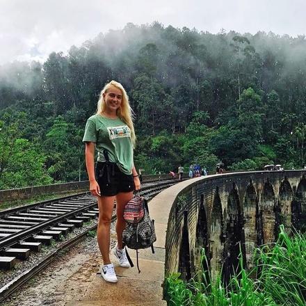 Lover's  Train trail