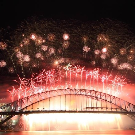 New Year's Eve Down Under with Fiji - 2022