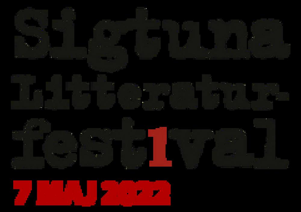 Sigtuna Litteraturfestival 7 maj 2022