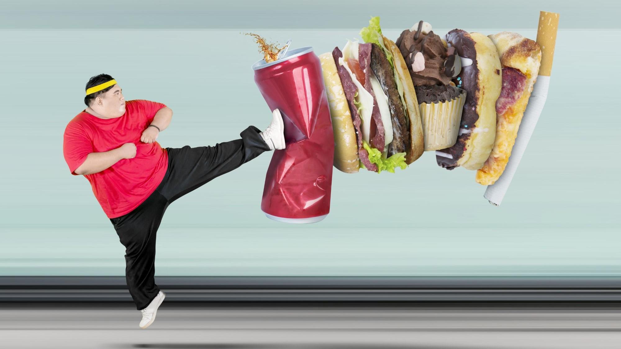 Représentation de la formation : PEC07 - Obésité et comportement alimentaire – niveau 1