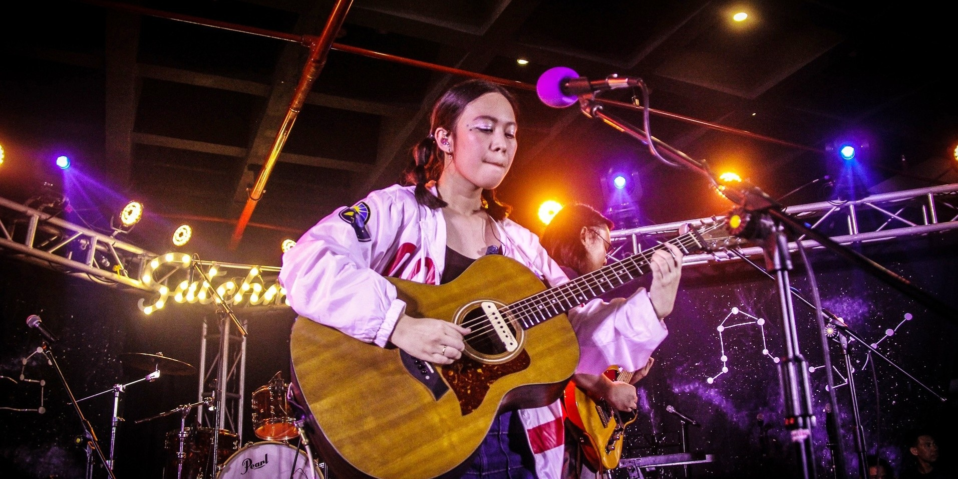 Reese Lansangan is back in the studio for second album, shares behind the scenes snippets