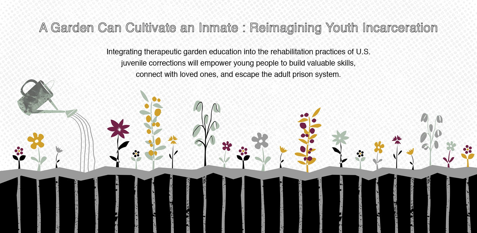 A Garden Can Cultivate an Inmate