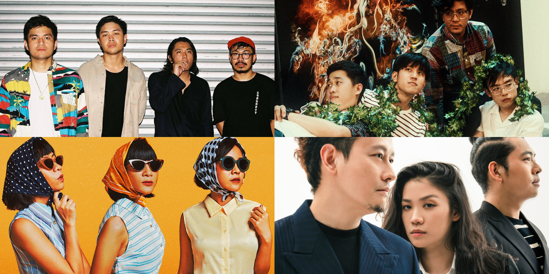 She's Only Sixteen, M1LDL1FE, FLEUR!, My Life As Ali Thomas, and more to perform at Bangkok Music City 2020