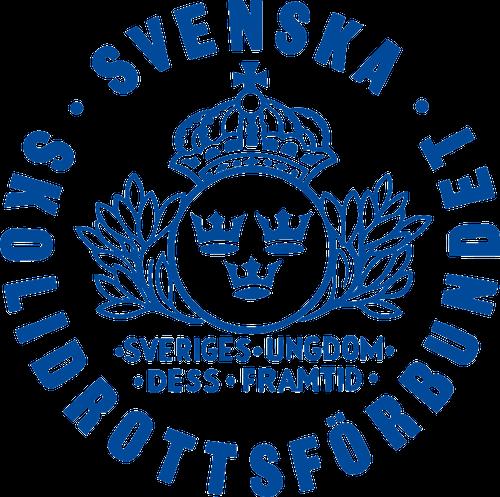 Skolidrottsförbundet logo