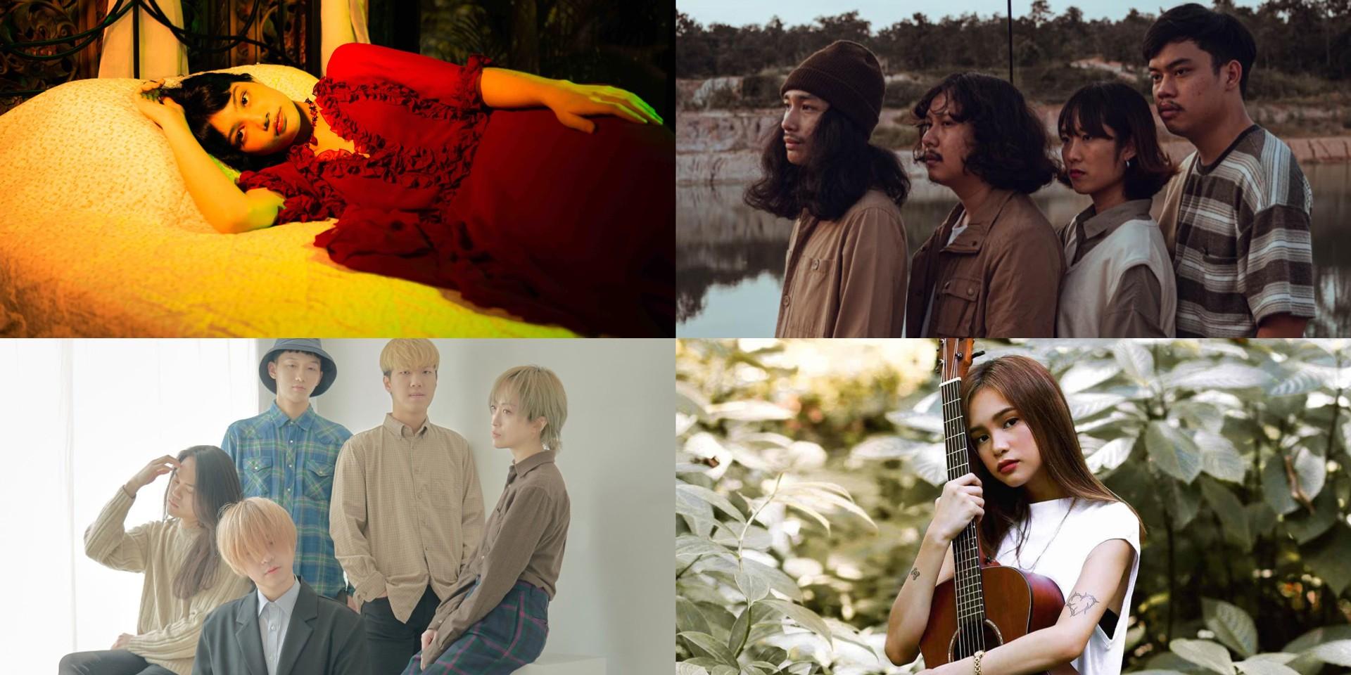 Shye, YONLAPA, Cotoba, Syd Hartha, and more regional artists announced for Trans Asia Music Meeting at Music Lane Festival Okinawa 2021