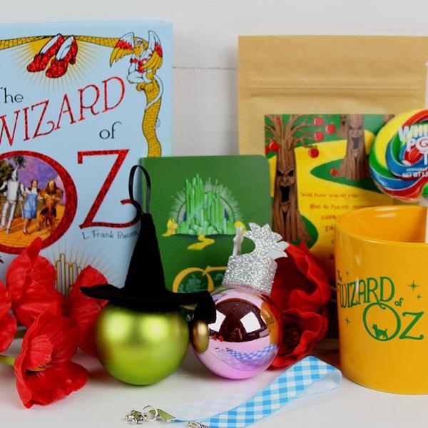 November 2018 Children's Classics Box - The Wizard of Oz by L. Frank Baum