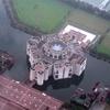 Bangladesh National Assembly, Exterior Aerial (Dhaka, Bangladesh, n.d.)