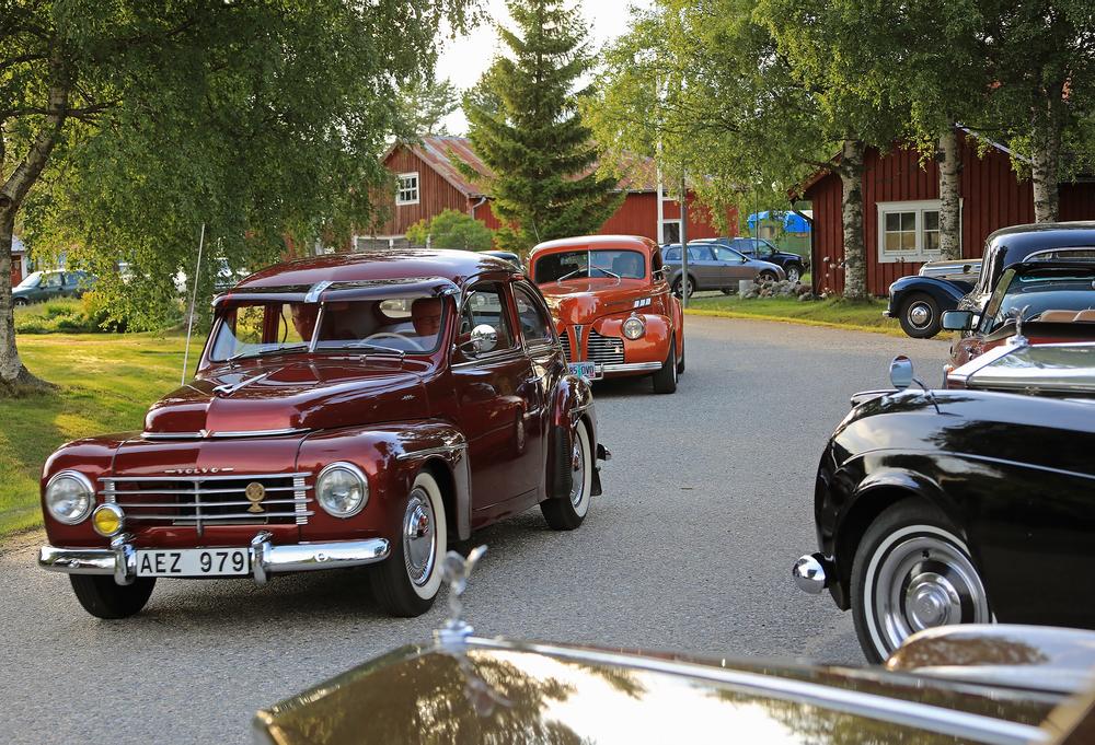 Umeå, Motorhistoriska dagen 6 juni 2021. Fotograf: Cege Lillieroth.