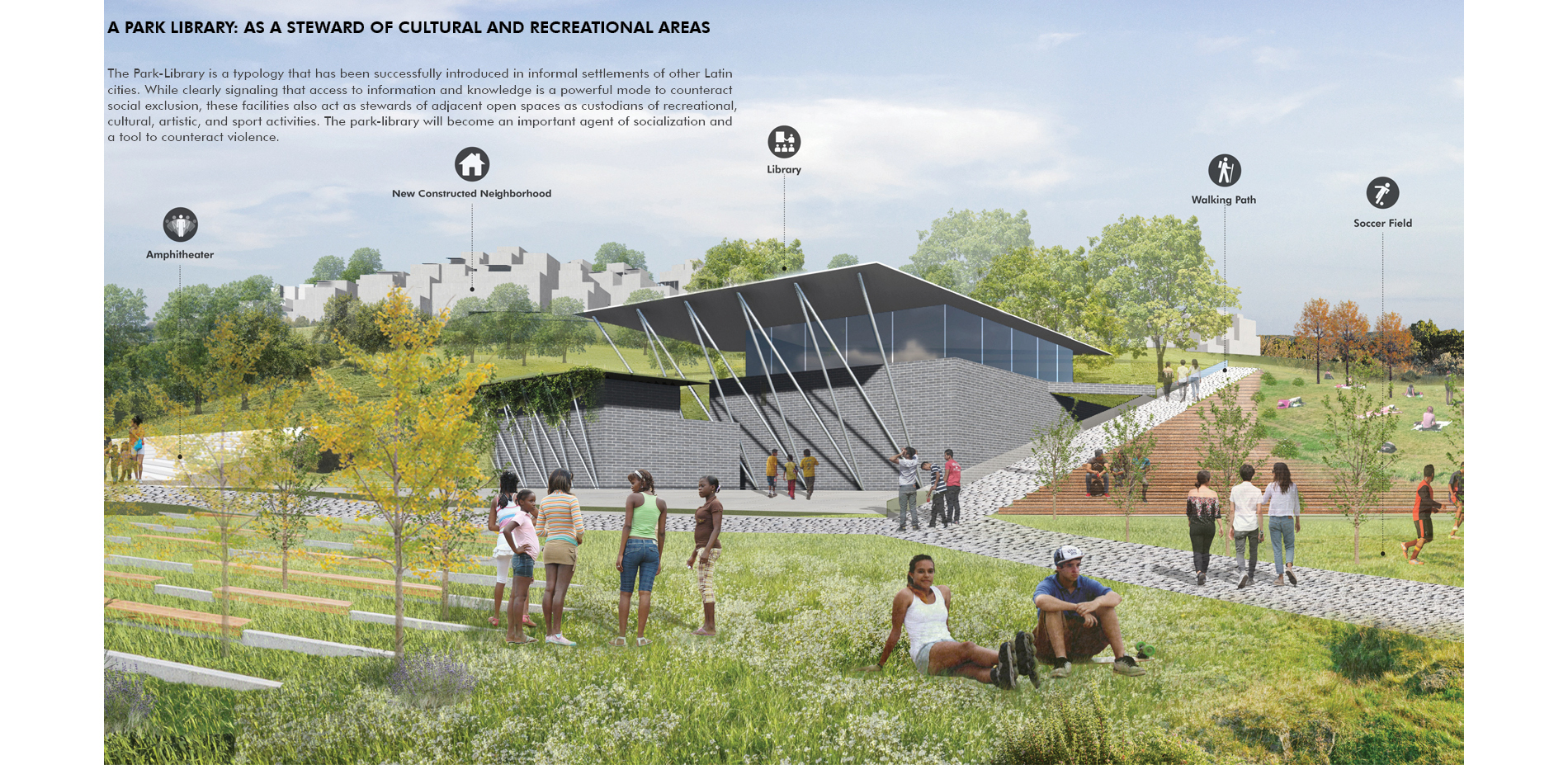 A Park Library: As a Steward of Cultural and Recreational Areas