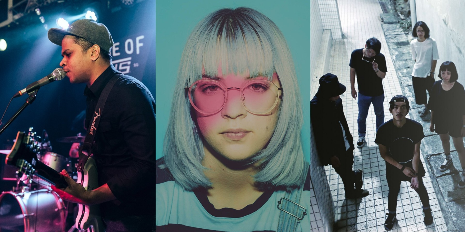 Get to know the Asia-Pacific artists playing Vans Musicians Wanted 2019