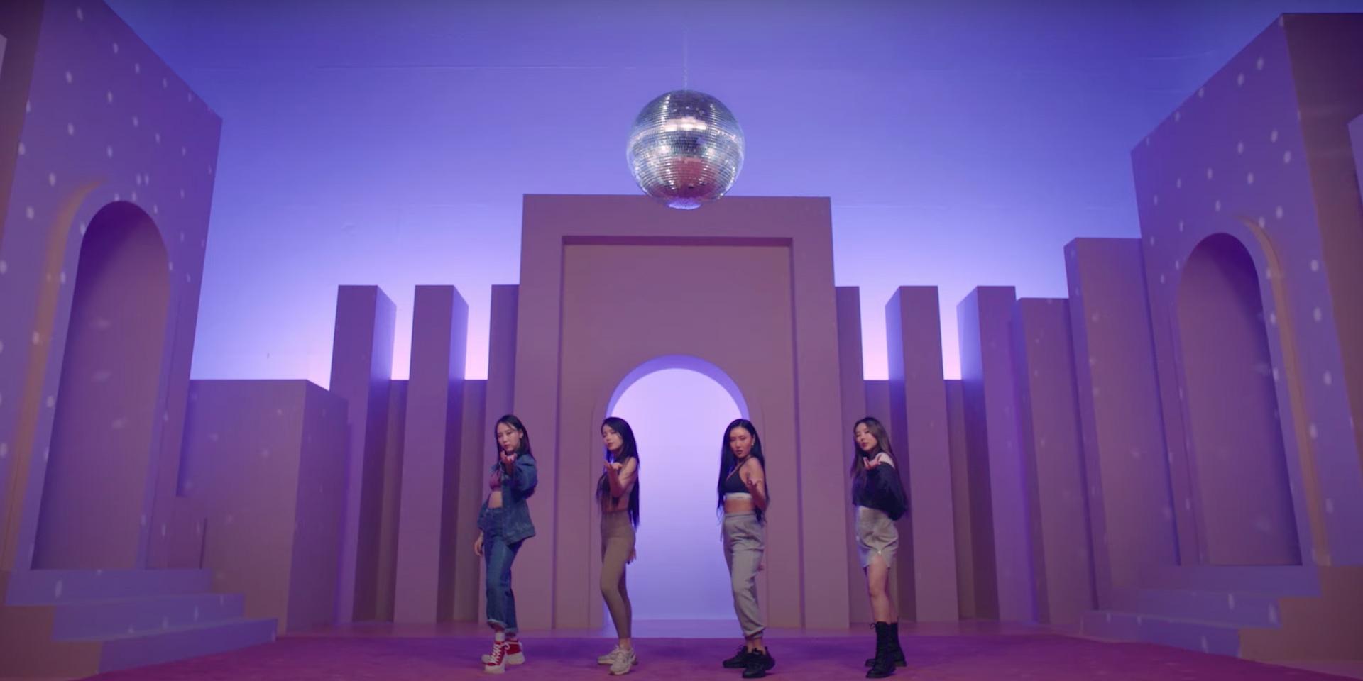 MAMAMOO drop surprise single and music video 'WANNA BE MYSELF' – watch