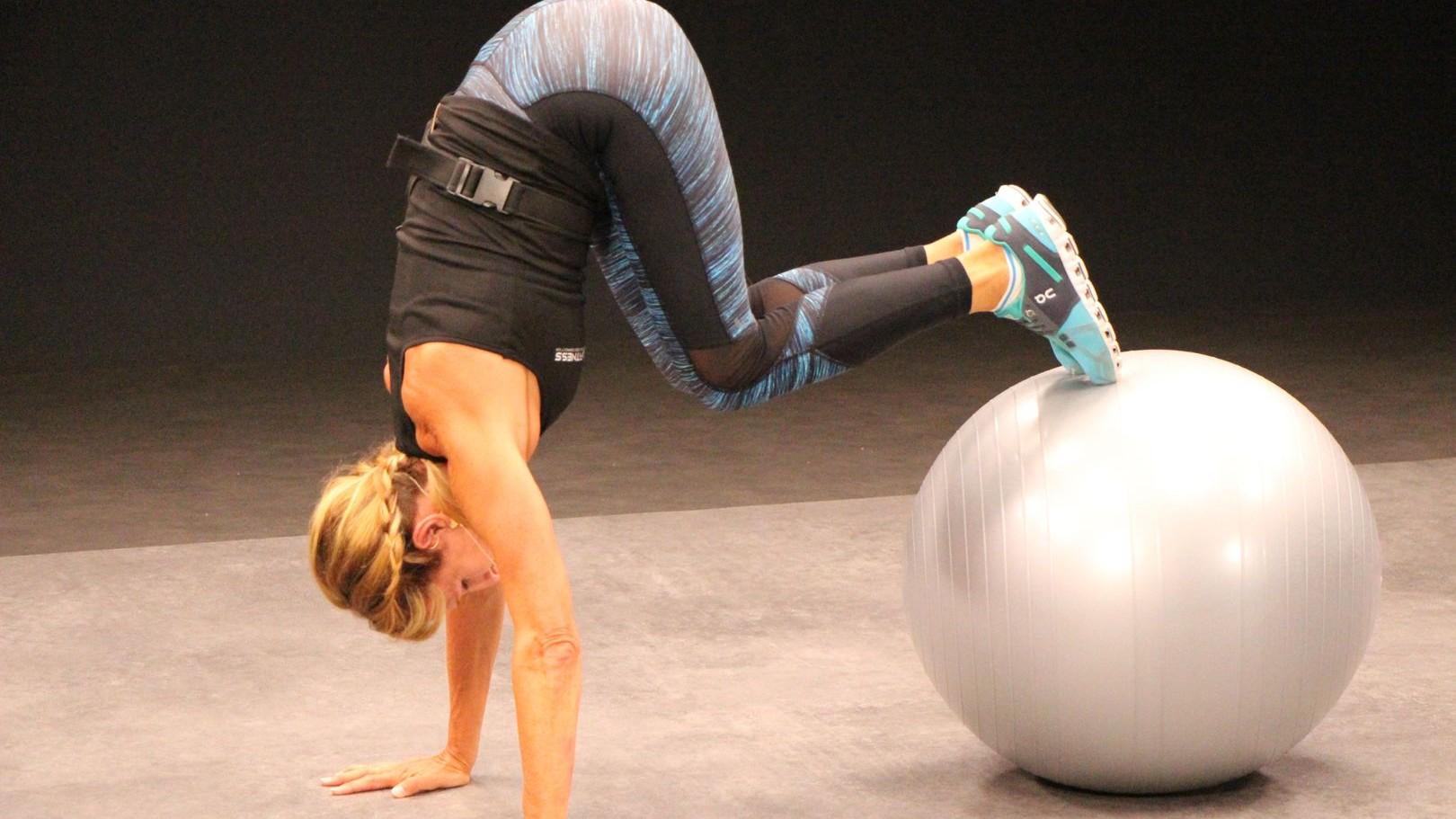 Représentation de la formation : Swiss Ball - Stability Ball