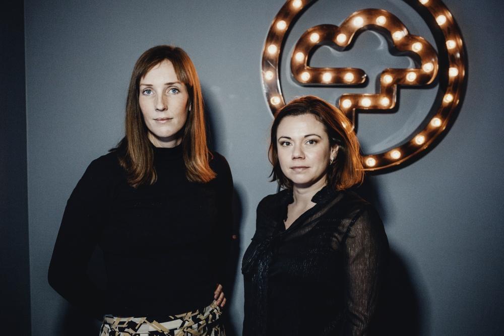 Elin Helander & Stina Söderqvist
