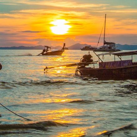 Thailand Beaches: Bangkok to Phuket