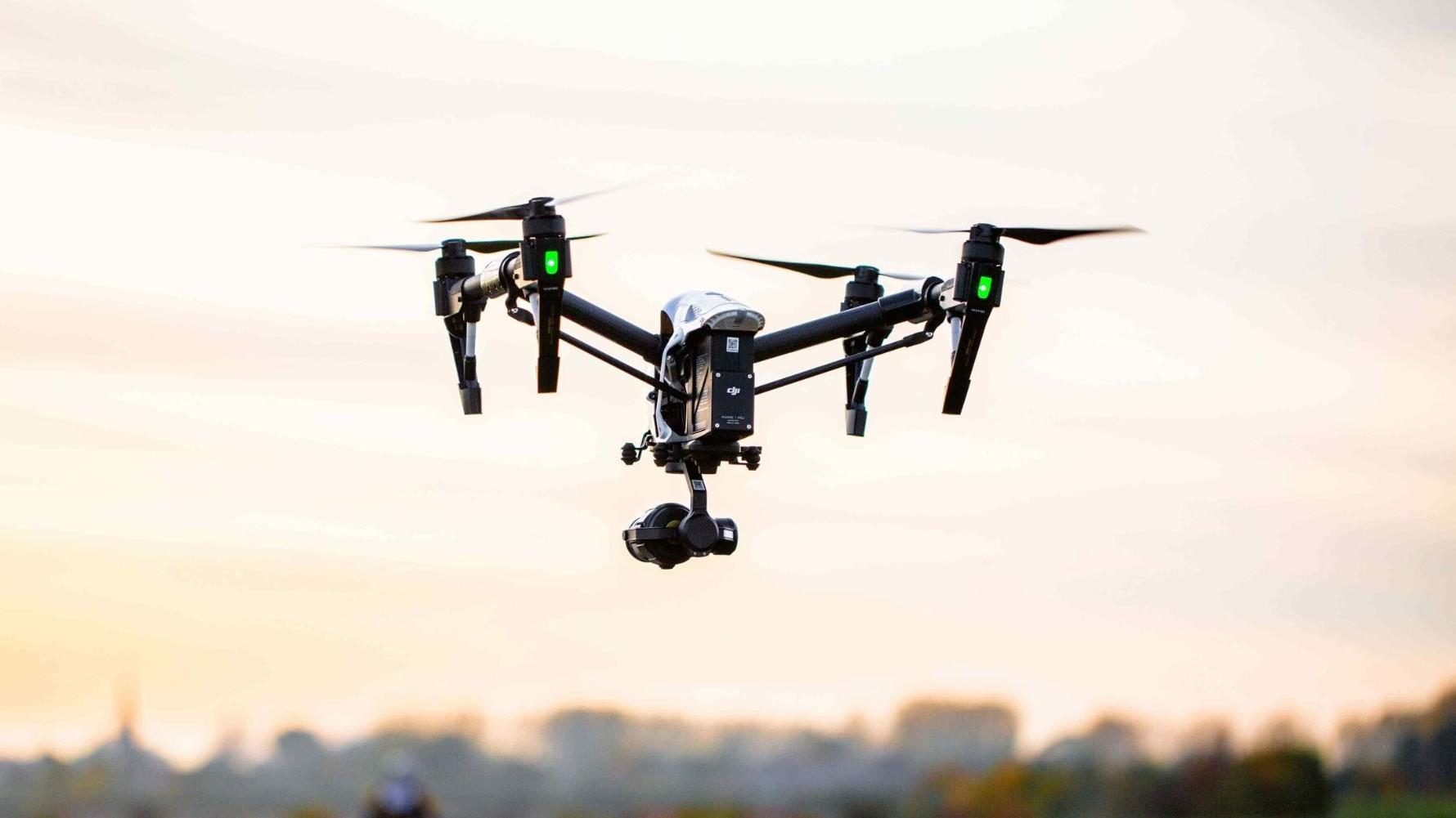 Représentation de la formation : Certification Télépilotage Drone Professionnel (Théorique : e-Learning) - Cadreur / Monteur