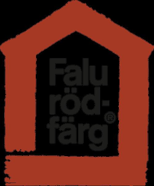 Falu Rödfärg logo