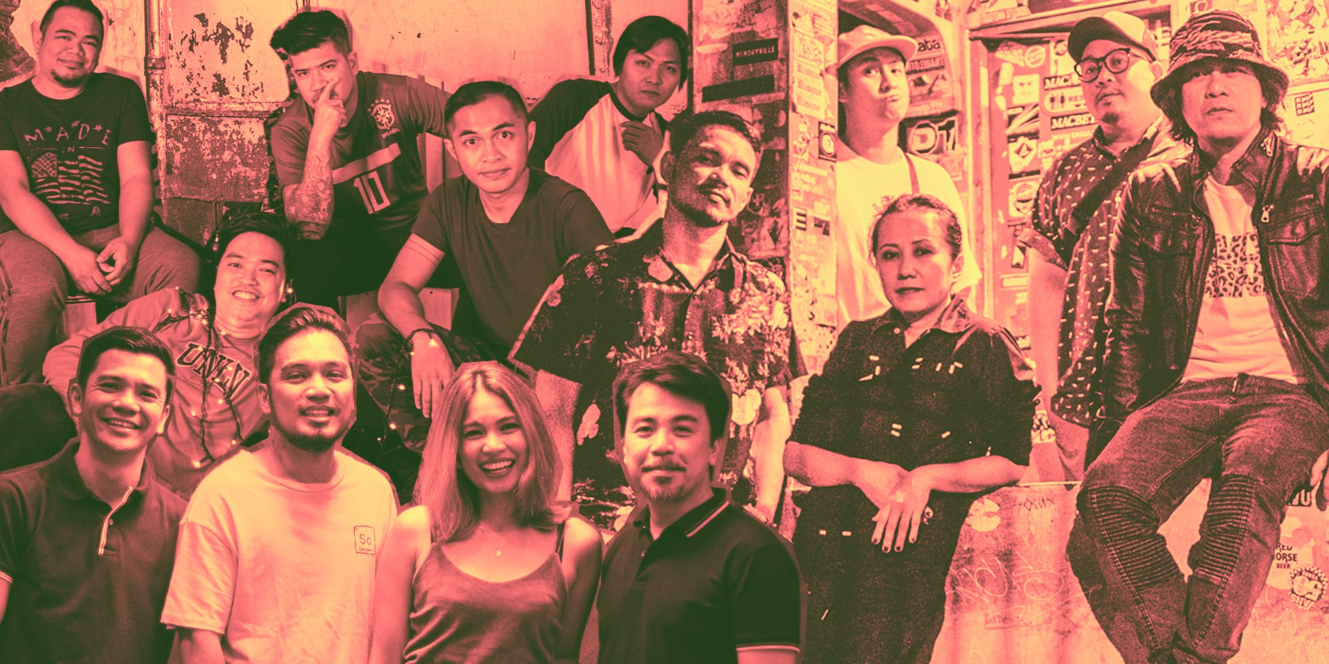Sandwich, Moonstar88, and Banda Ni Kleggy welcome December with new tunes and Christmas cheer – listen