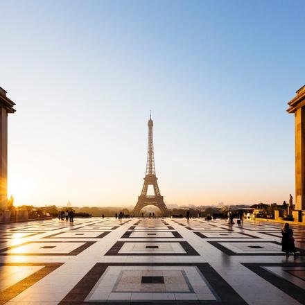 Seven Countries, Venice & Paris - 2022