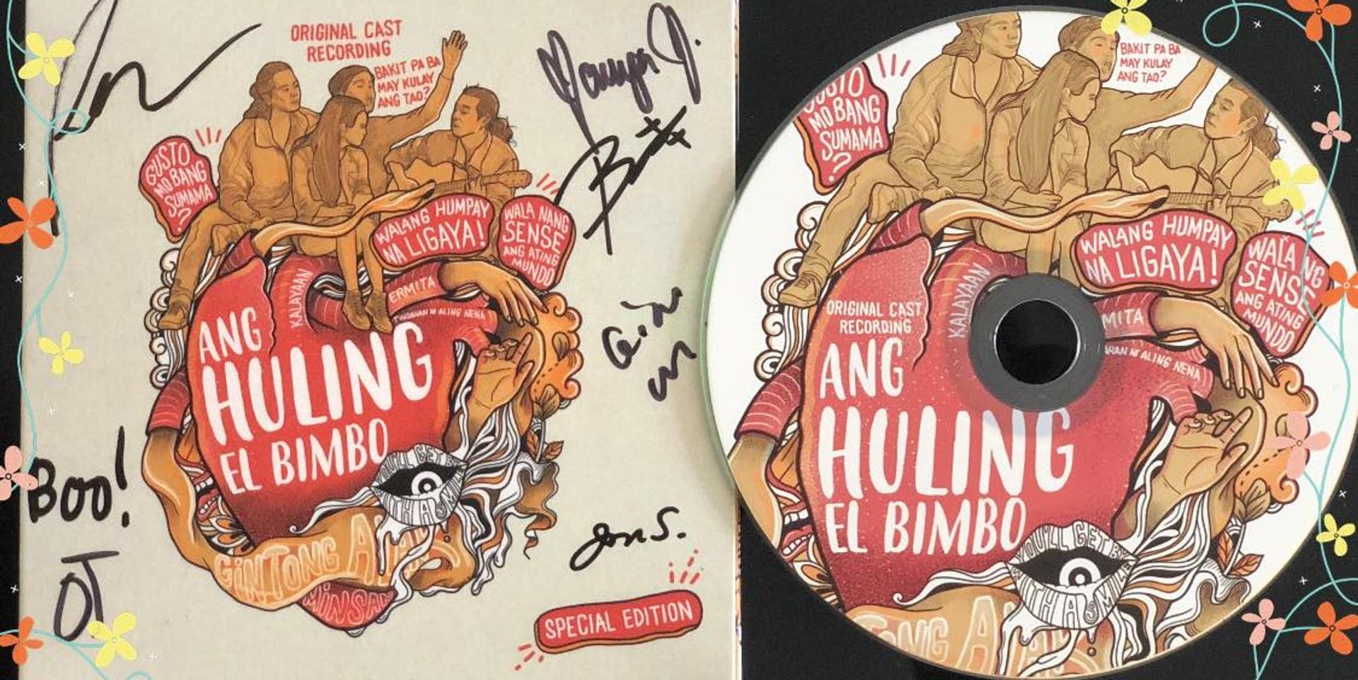 Ang Huling El Bimbo the Musical to release original cast recording