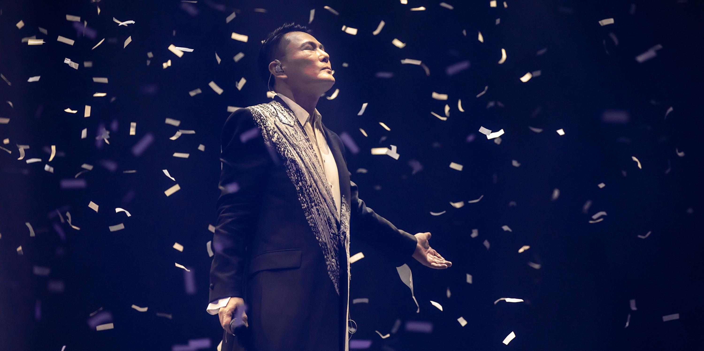 """张信哲演唱会后记:一起来听""""情歌王子""""的过去、现在与未来"""