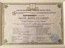 Московский гештальт институт, Гештальт-терапевт, 2011-2015 годы