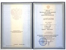 Московский Государственный Университет им  Ломоносова, Клинический психолог, 1998-2003 годы