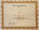 The Concord institute, ЧОУДПО «Институт психотерапии и консультирования «Гармония», undefined, 2015-2018 годы