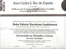 Католический университет (Мадрид), Клинический психолог, 1989-1993 годы
