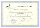 Московский Институт Гештальта и Психодрамы, Психодраматерапевт, 2015-2017 годы