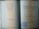 Московский Городской Психолого-педагогический университет, Психолог, 2004 - 2007 годы