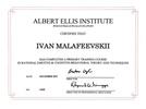 Albert Ellis Institute, New York, Primary Training Rational Emotive & Cognitive Behavior Therapy, 2019 годы