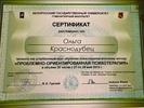 Российская психотерапевтическая лига, Психотерапевт, 2012 годы
