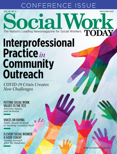 """Social Work Today May/June 2020 Issue"""