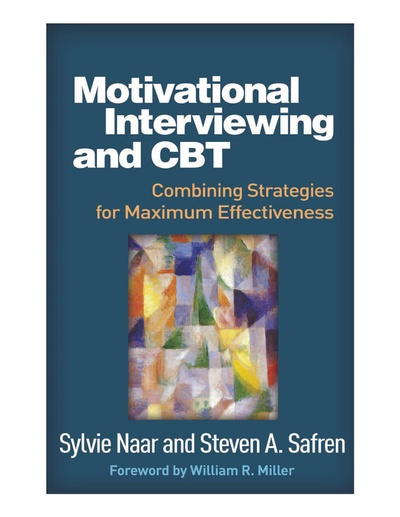 """Motivational Interviewing and CBT: Combining Strategies for Maximum Effectiveness"""