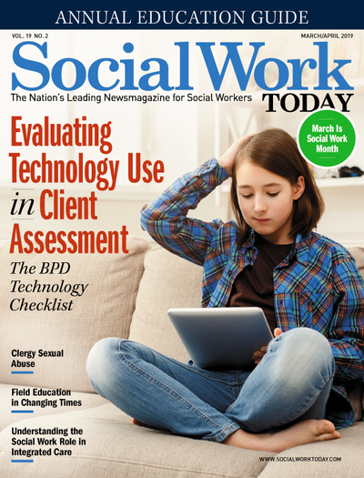 Social Work Today March/April 2019