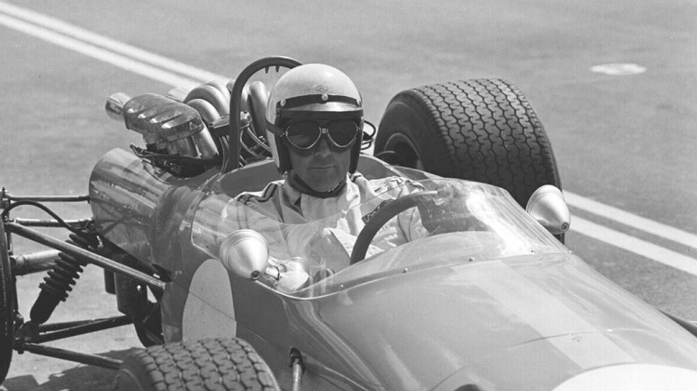Racers pay tribute to Sir Jack Brabham