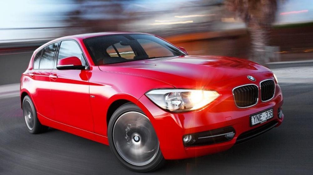 First drive: BMW 1-Series