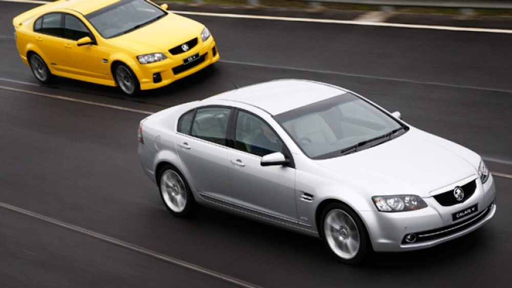 Holden Commodore VE Series II - Model by Model