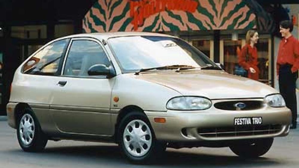 1999 ford festiva