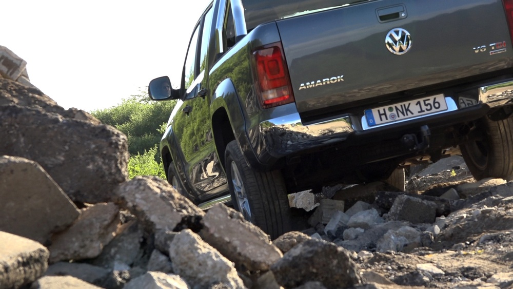 2017 Volkswagen Amarok Ultimate: The Ultimate Review - For