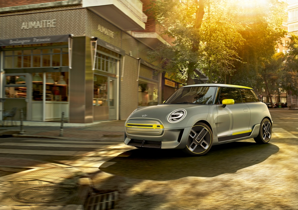 Mini Electric Concept revealed - Is this the coolest electric car yet?