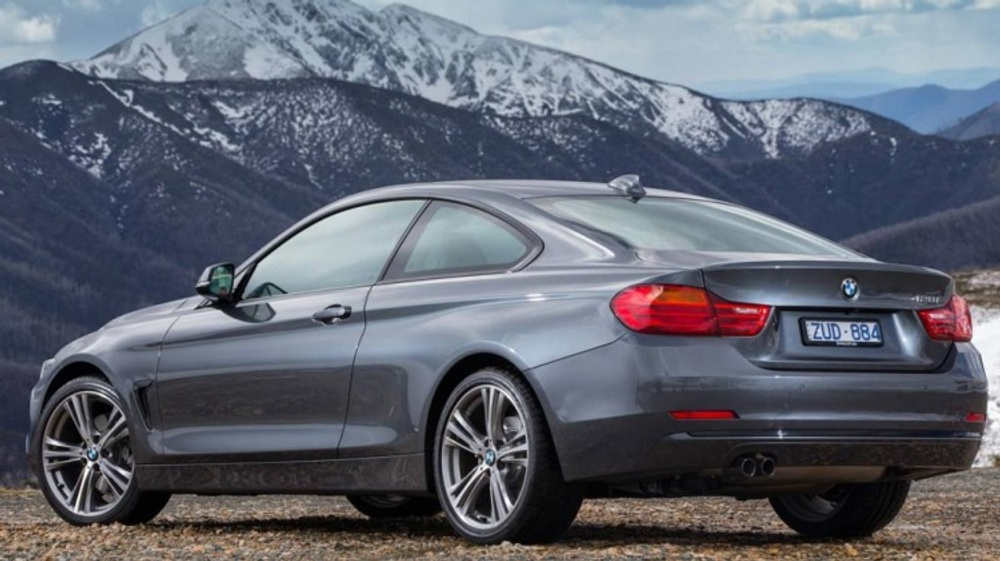 Bmw 428i Coupe >> Bmw 428i New Car Review