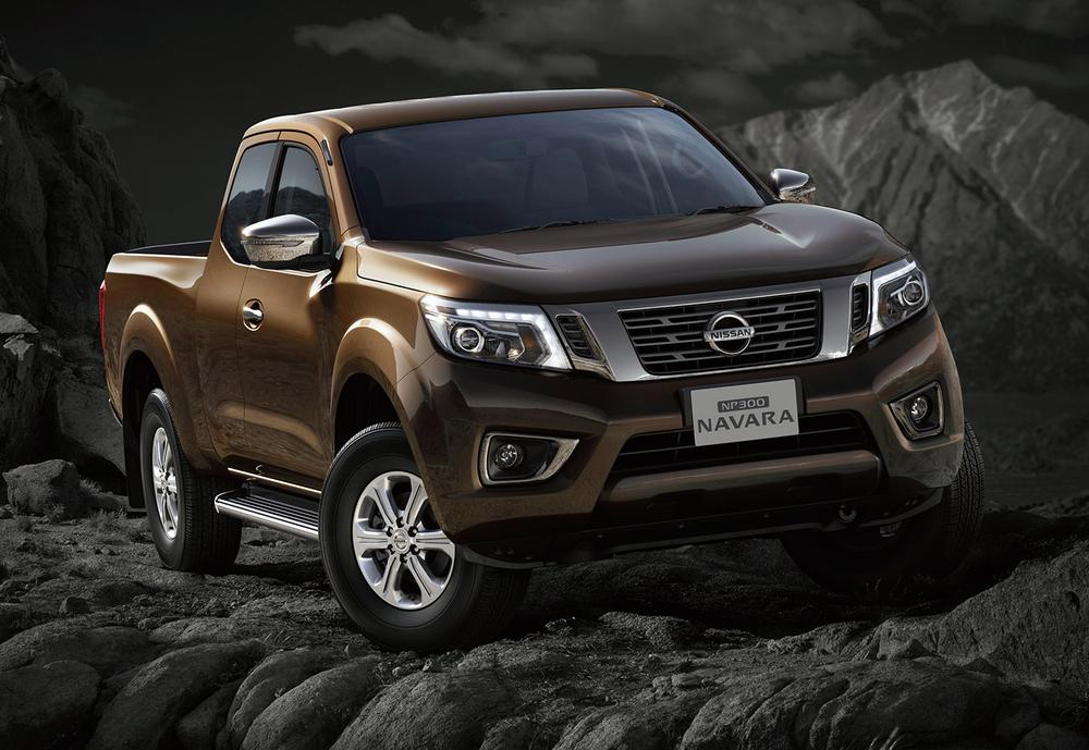 Nissan Navara D23 NP300: 2015 Price And Features For Australia