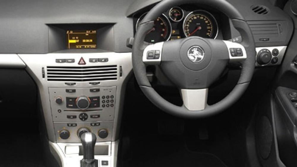 2007 Holden Astra