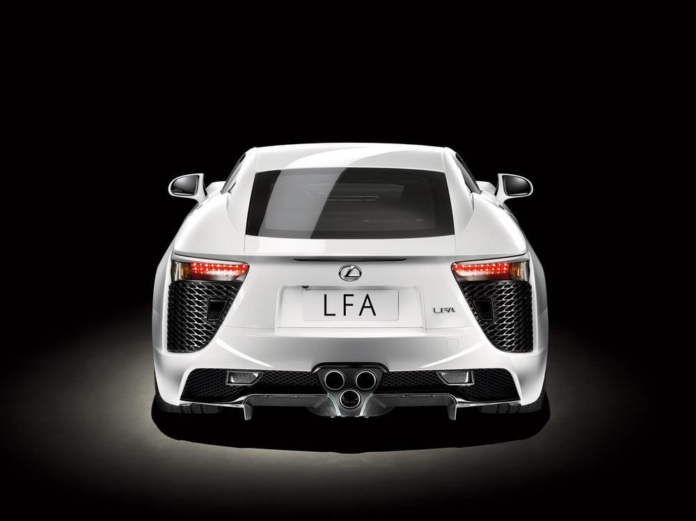 0 LEXUS LFA